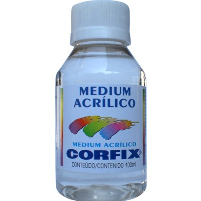 Medium acrilico Corfix